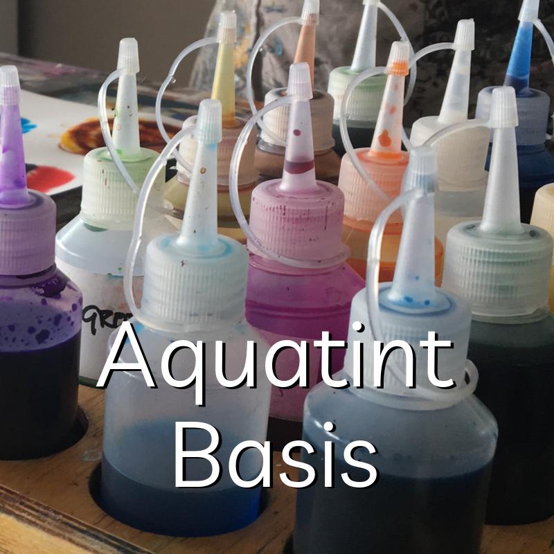 Aquatint, basis cursus