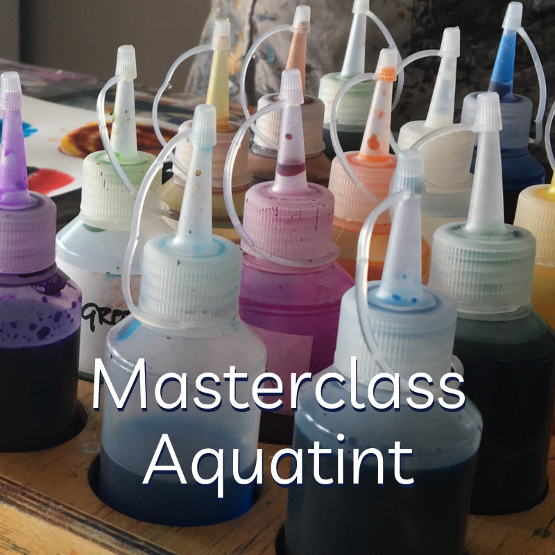 Masterclass Aquatint